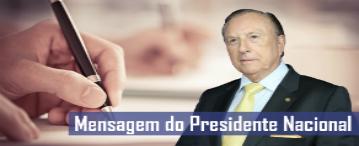 mensagem presidente