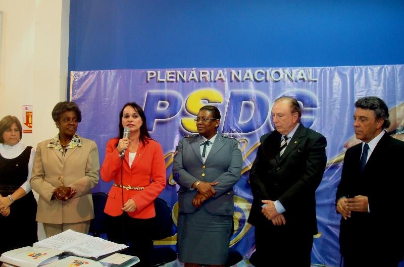 1ª Plenária Nacional PSDC Mulher