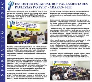 Informativo PSDC