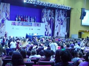 Conferência Nacional Mulheres