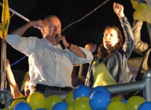 José Maria Eymael declarou apoio a Sara Helem