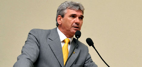 O Deputado Estadual de Rondônia, Neodi Carlos.