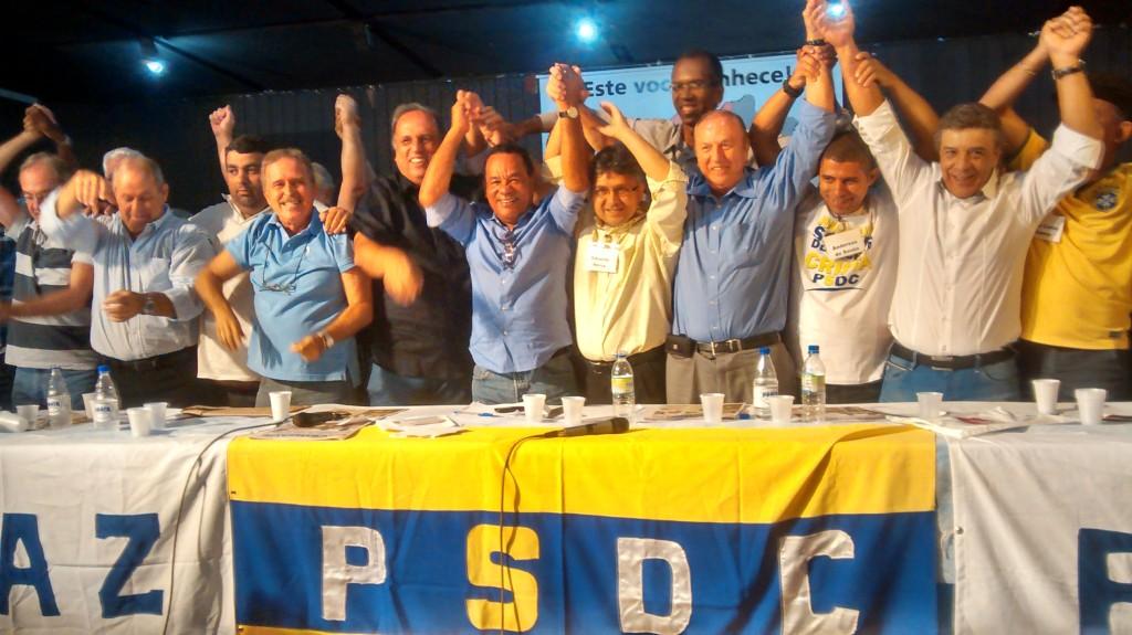 Reunião no Rio de Janeiro contou com lideranças de todo Brasil