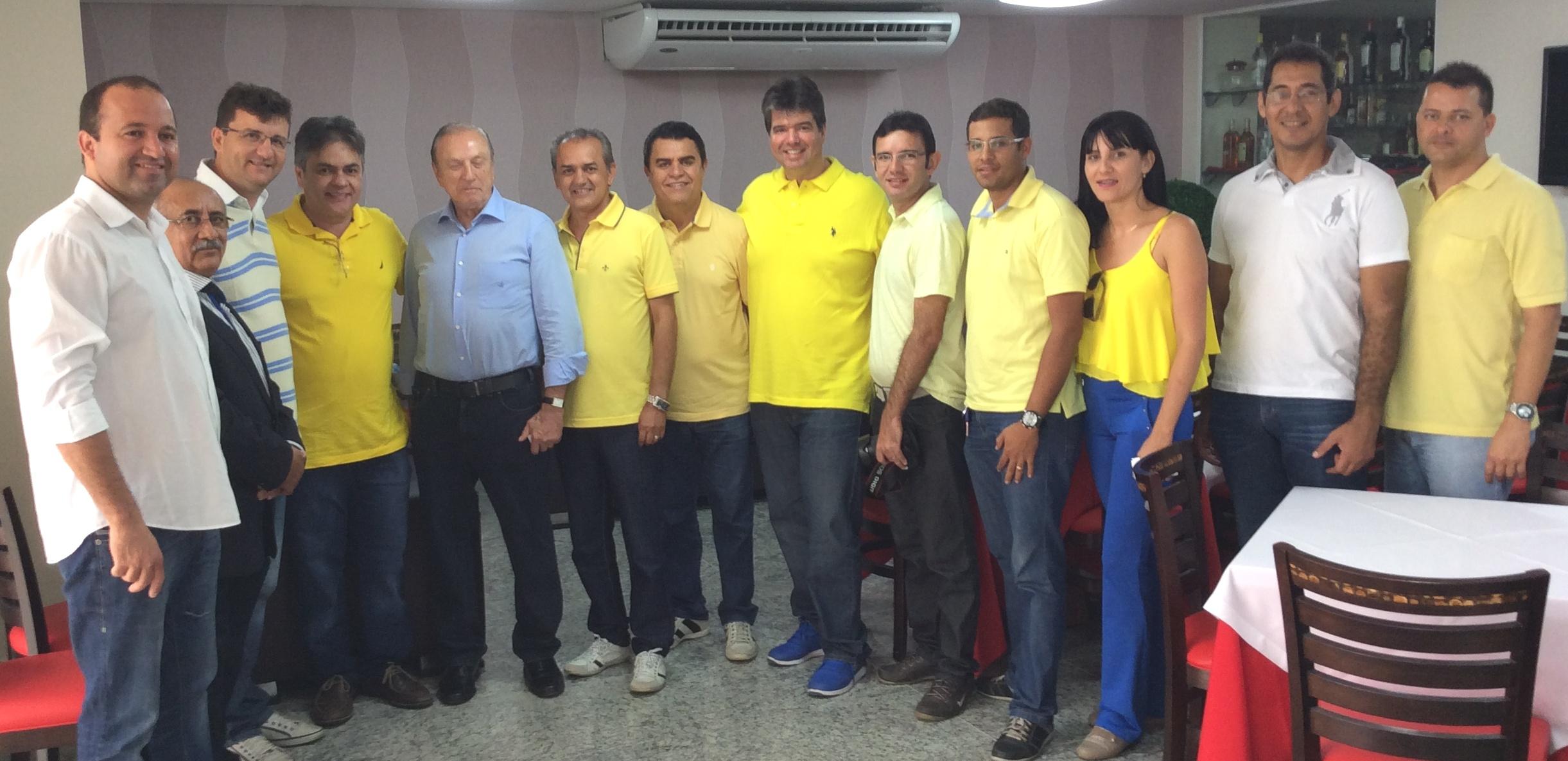Visita de Eymael a Paraíba