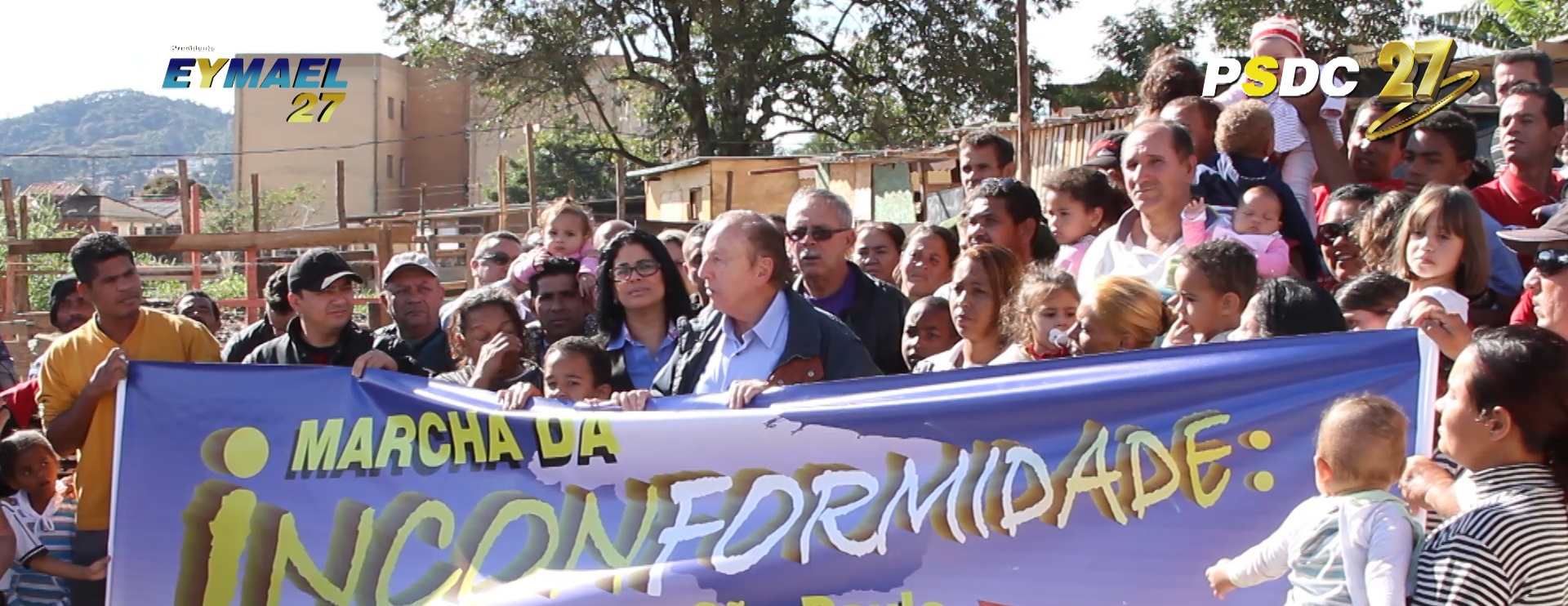 Em Guarulhos, na comunidade Salgado Filho.