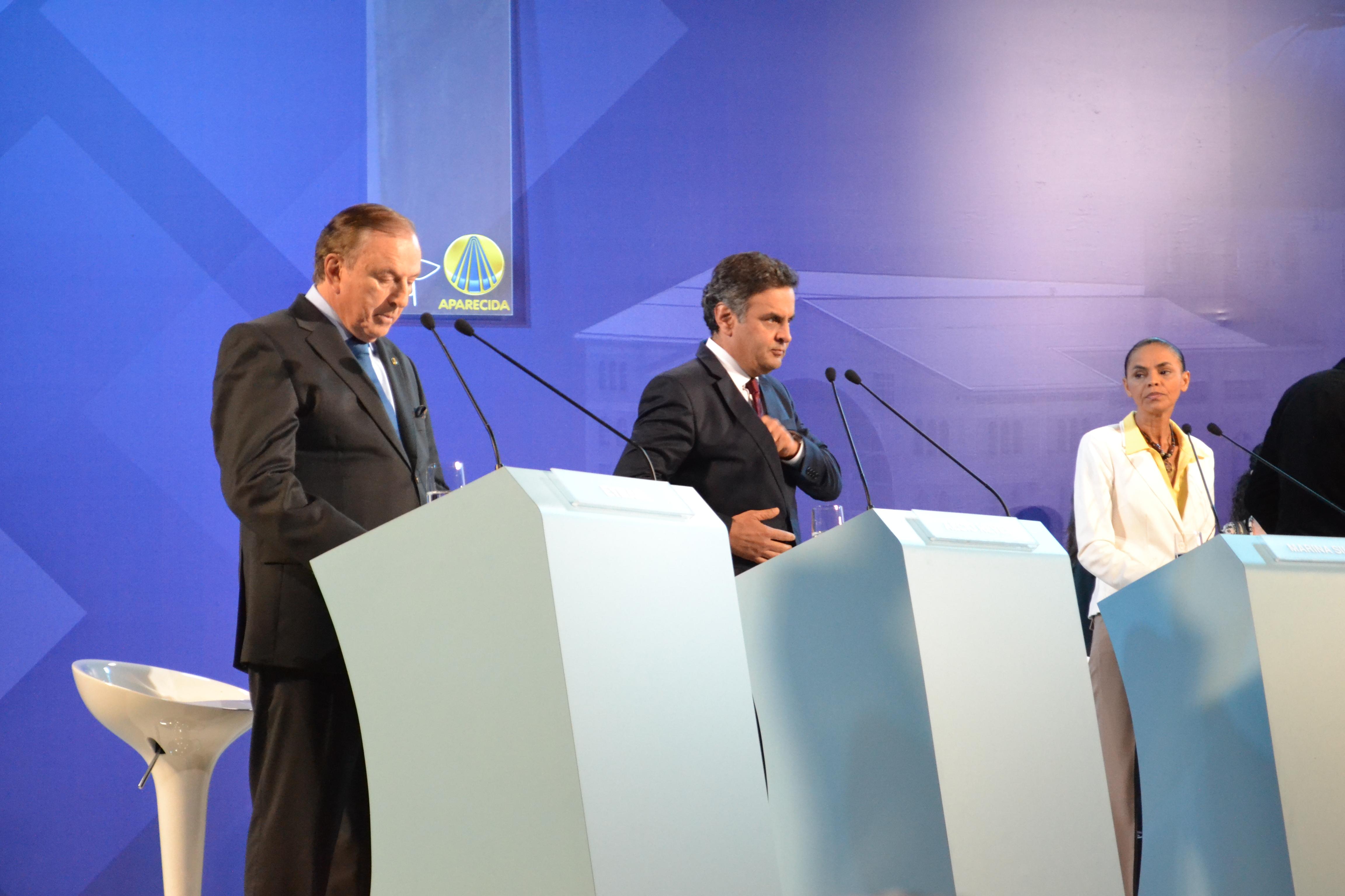 Eymael é o melhor avaliado por sua participação no debate promovido pela CNBB.