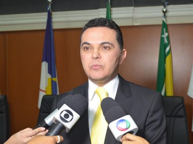 Jalser Renier Dep Estadual de Roraima