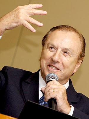 Eymael, líder e Presidente Nacional do PSDC