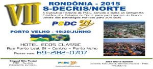 Rondônia SDECRIS