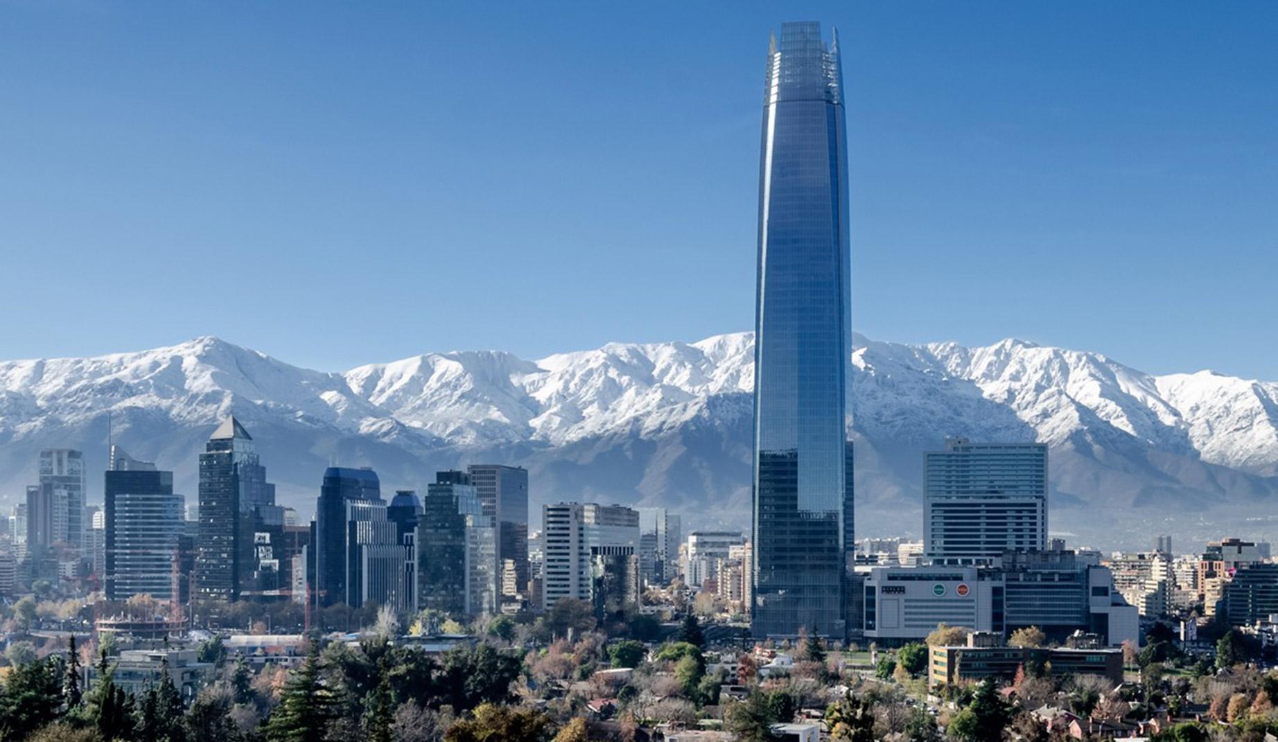 Eymael e comitiva participam de reunião internacional no Chile