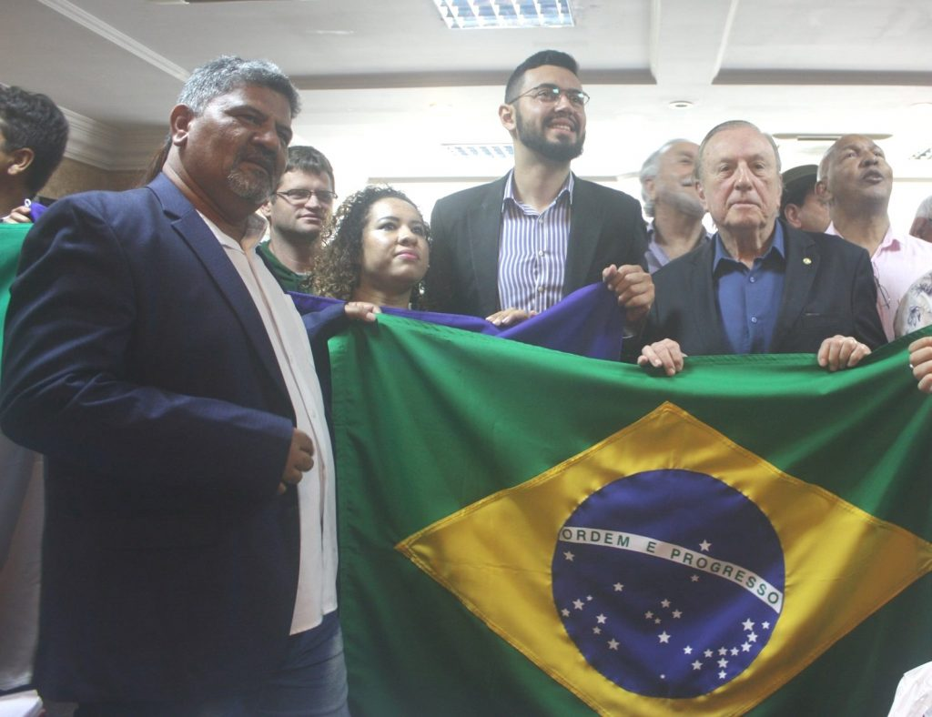Os grandes eventos da DC por todo Brasil