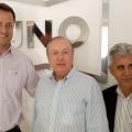 Presidente Nacional da Democracia Cristã, José Maria Eymael, esteve presente em municípios de São Paulo apoiando os candidatos da legenda