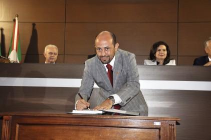 Cerimônia de posse do Vereador Cacá Pereira, Curitiba (PR)