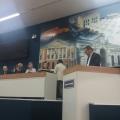 Presidente da Câmara Municipal de Belém e Vereador, Mauro Freitas